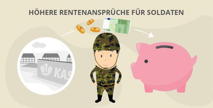 Tolle Nachrichten: Mehr Rente nach DZE