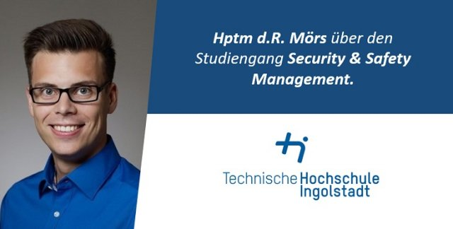 MBA in Sicherheitsmanagement