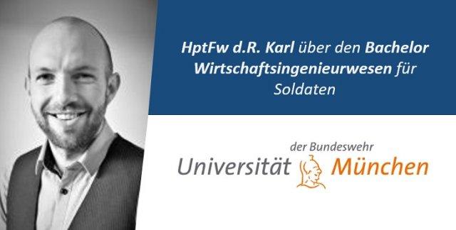 Ingenieurwesen an der UniBw - sogar ohne Abitur!