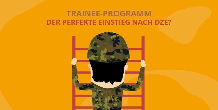 Trainee-Programm nach der Bundeswehr