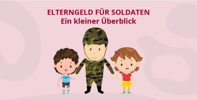 Ein kleiner Überblick: Elterngeld für Soldaten der Bundeswehr
