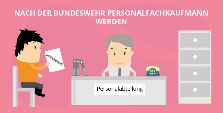 Nach der Bundeswehr Personalfachkaufmann werden