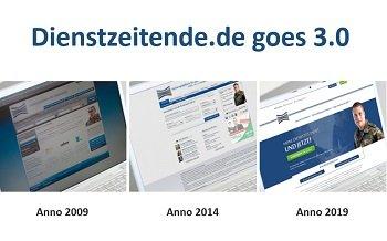 Hurra, es ist soweit: Das neue DZE ist online!