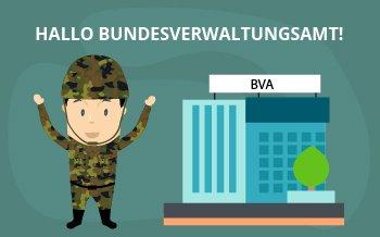 Tschüss WBV - Hallo Bundesverwaltungsamt!