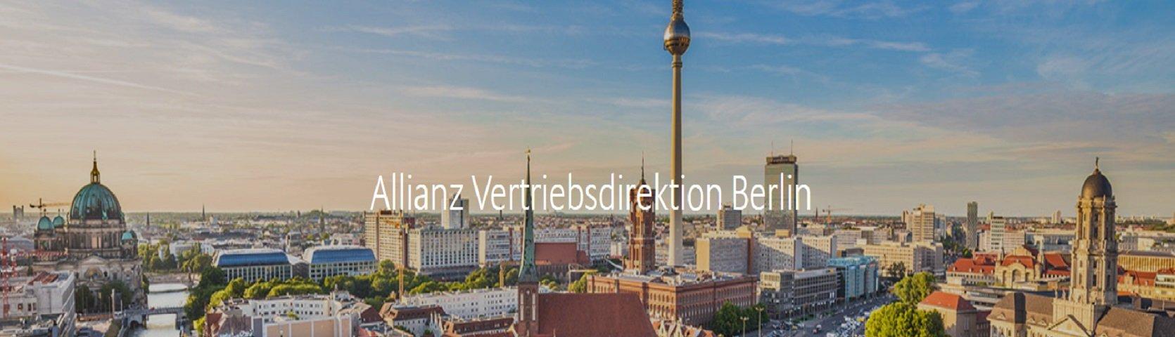 Allianz Beratungs- und Vertriebs-AG Vertriebsdirektion Berlin