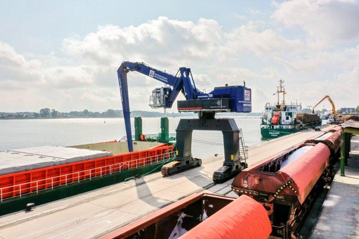 Rostocker Fracht- und Fischereihafen GmbH