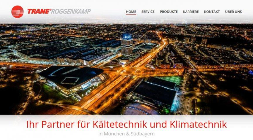 Trane Klima- und Kältetechnisches Büro GmbH